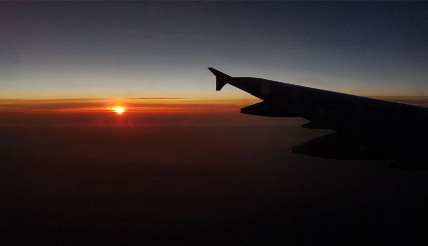 Sonnenuntergang um 20:25 Uhr MEZ