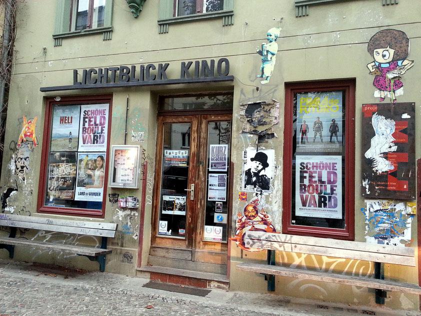 Lichtblick Kino in der Kastanienallee