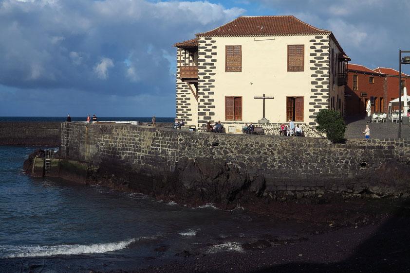 Casa Aduana in Puerto de la Cruz