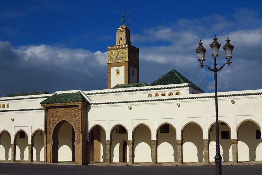 Die Königliche Moschee Ahl Fass