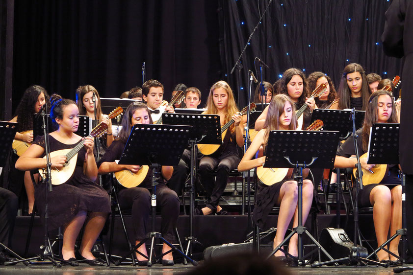 Madeira Mandolinen Orchester, Dirigent: Maestro Eurico Martins