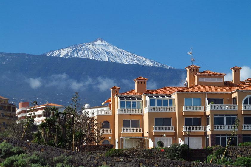 Pico del Teide, 3 718 m