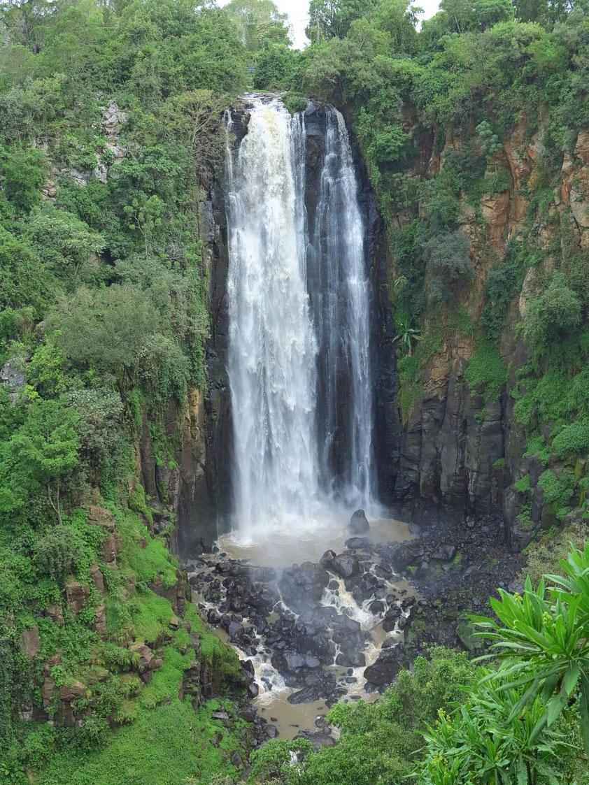 Thomson Falls bei Nyahururu