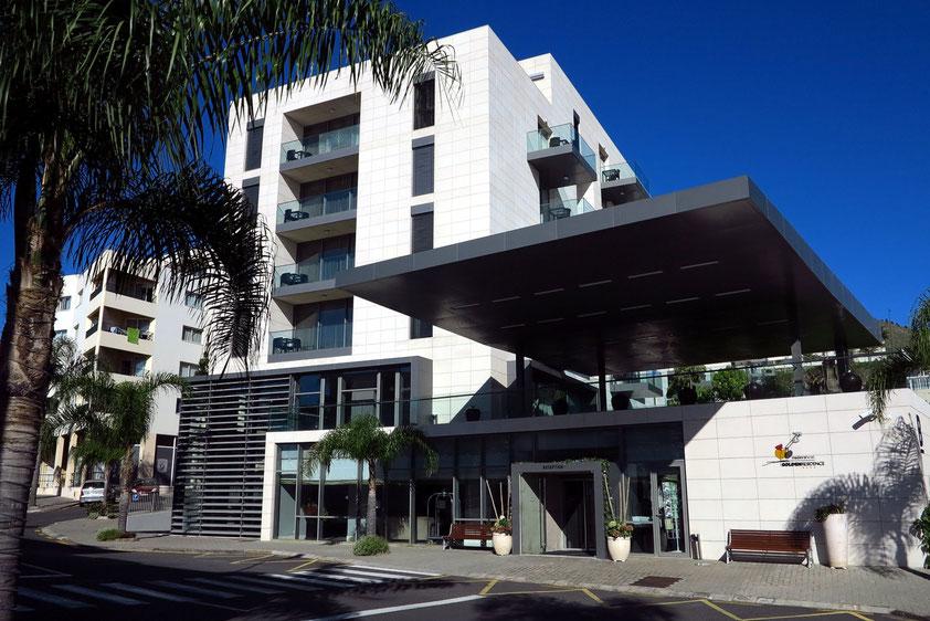 Funchal, Hotel Golden Residence