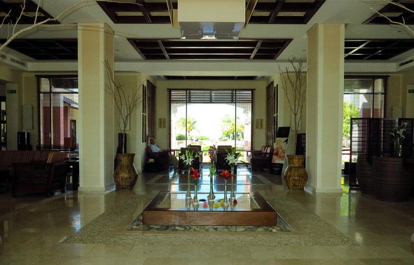 Hotel Meliá Buenavista, Eingangshalle