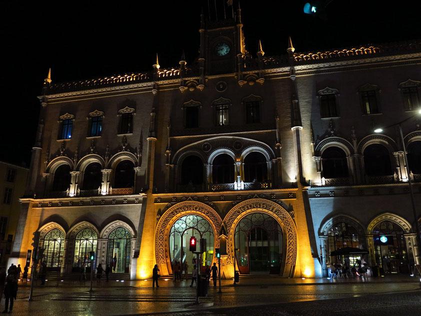 Bahnhof Lissabon Rossio