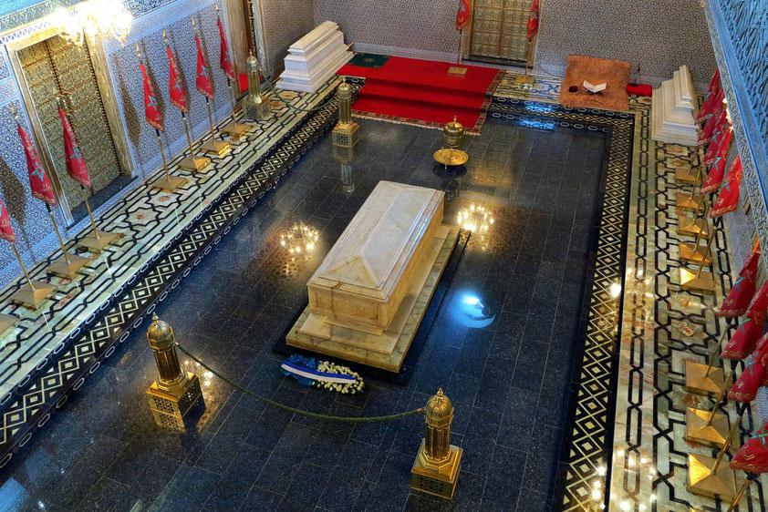 Mausoleum von Mohammed V.