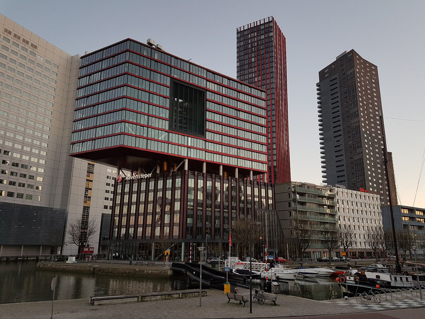 Gebäude am Scheepmakershaven