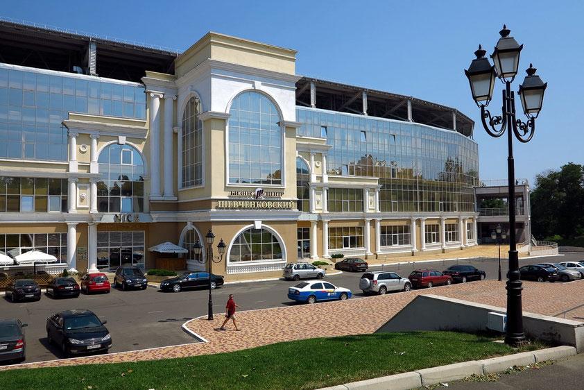 """Zentralstadion """"Tschornomorez"""" in Odessa für 40 000 Besucher, 1936, 2011 (Neueröffnung)"""