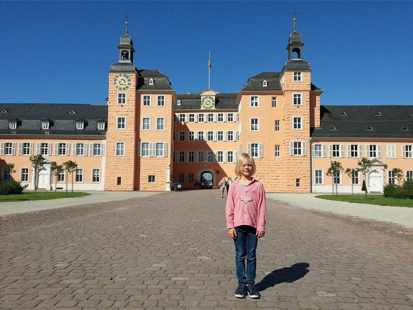 Alexander, der junge Schlossherr von Schwetzingen