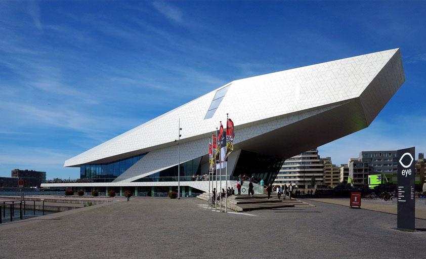 Amsterdam, Filmmuseum EYE