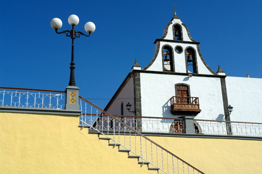 Kirche San Miguel Arcángel in Tazacorte