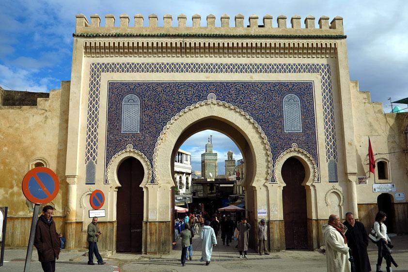 Grande Porte Bab Boujloud