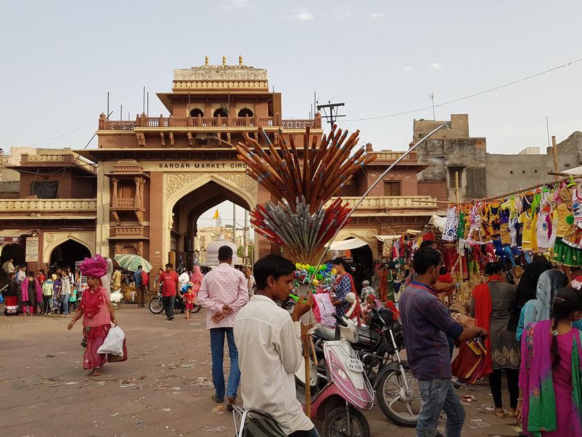 Alter Markt (Sadar-Market) in Jodphur