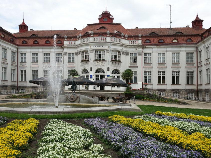 Elisabethbad (Lázně V)