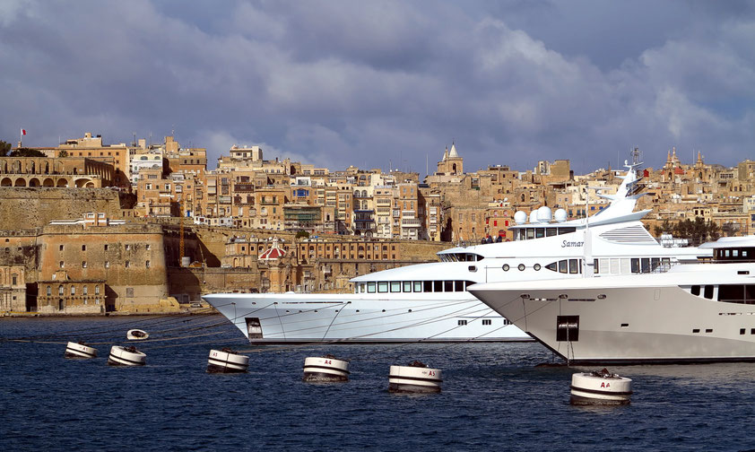Valletta, Grand Harbour