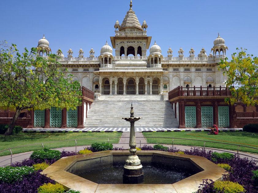 Grabmal des 1895 verstorbenen Maharadschas Jaswant Singh II.