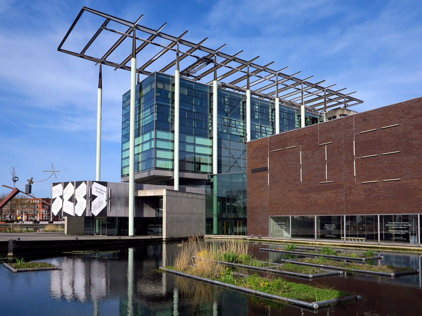 Het Nieuwe Instituut (Nederlands Architectuurinstituut NAi)