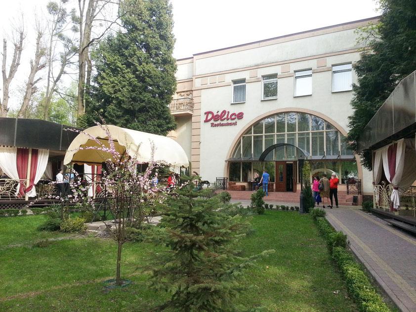 Hotel und Restaurant Delice im Stryisky Park