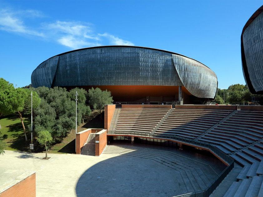 Sala Santa Cecilia (2.756 Plätze) im Auditorium Parco della Musica
