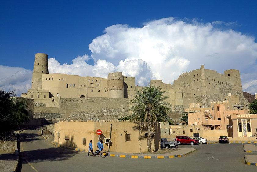 Festung Bahla, Weltkulturerbe