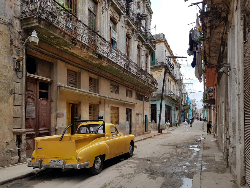 Irgendwo in Habana Vieja