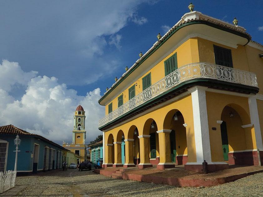 Trinidad, Convento de San Francisco de Asís