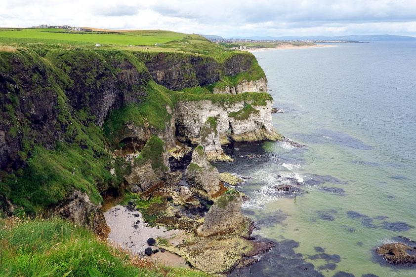 Antrim-Küste in Nordirland