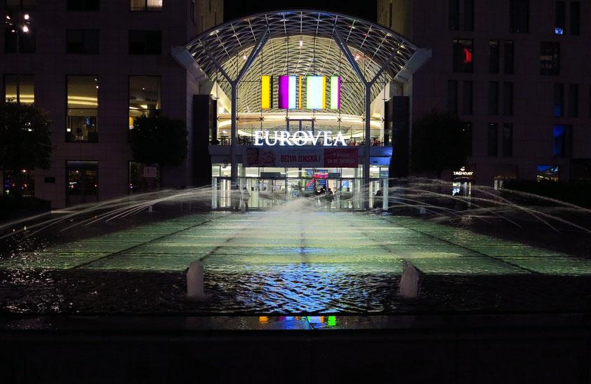 Einkaufszentrum Eurovea