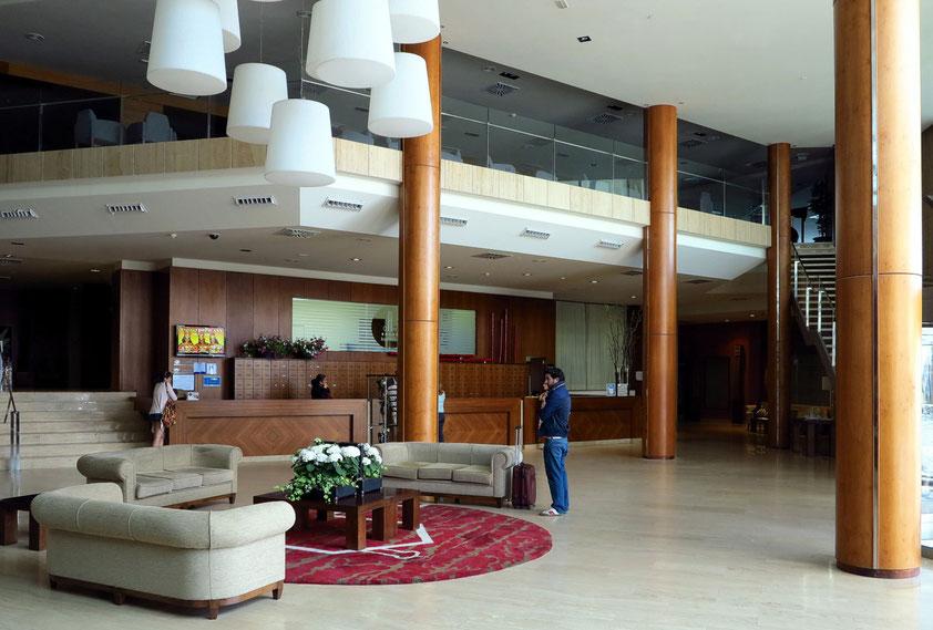 In diesem Hotel spielen einige Szenen der Timm Thaler Fernsehserie aus dem Jahre 1979.