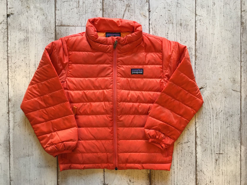 『USED』 patagonia(パタゴニア) Baby Down Sweater ¥3,780(税込)