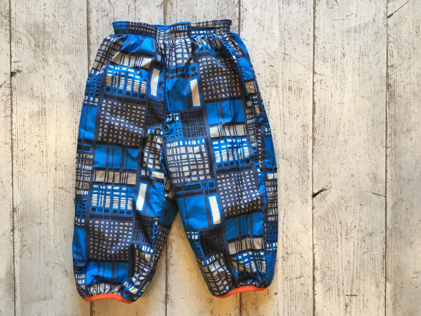 『USED』 patagonia(パタゴニア) Baby Riversible Puffball Pants ¥4,320(税込)