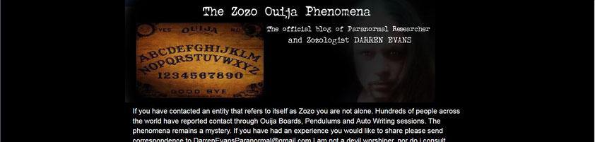 #Ouija #Zozo #Medium #Spiritismus #paranormal