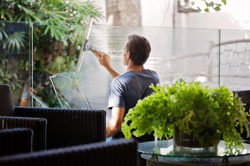 Nettoyage de vitres professionnel à Nantes