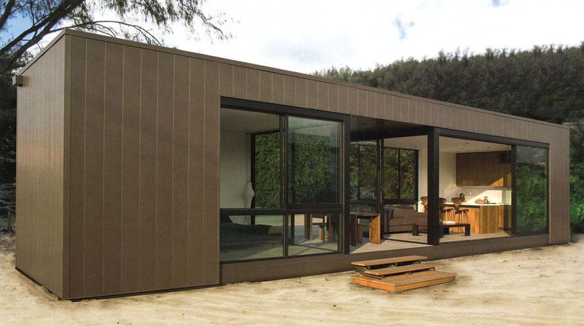 Casas Construidas Con Estructura Containers P 225 Gina Web
