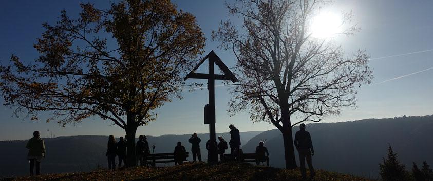 Naturschutzgebiet Haarberg-Wasserberg, Herbstwanderung 2016