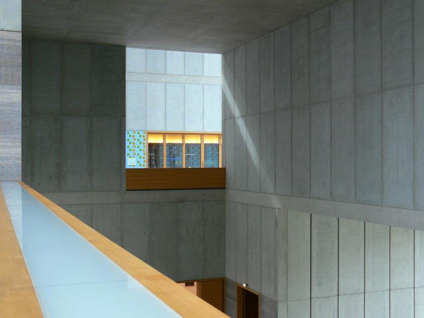 Raumerlebnis im Museum der Bildenden Künste, Leipzig
