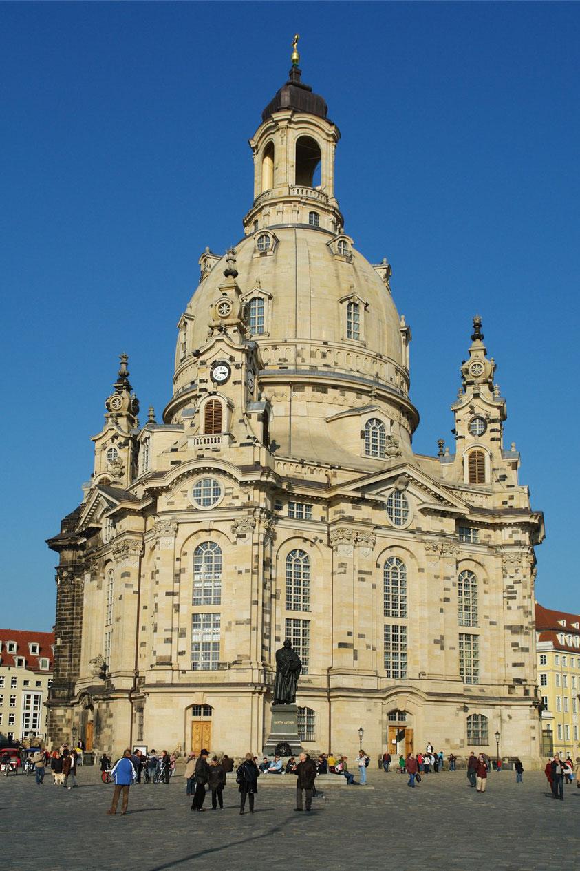 Frauenkirche (10.3.2008)
