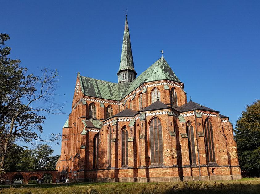 Bad Doberan, die Klosterkirche von Südosten