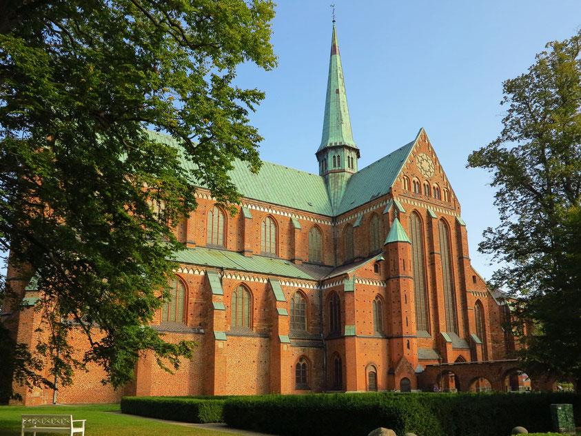 Bad Doberan, Klosterkirche aus dem 14. Jahrhundert