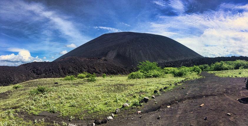 Cerro Negro - Vulkan in Leon