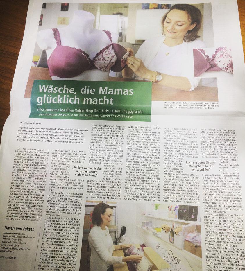 Artikel vonEller im Hanauer Anzeiger