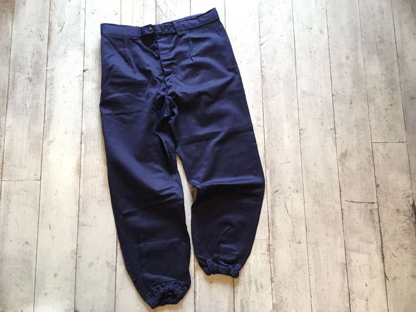 80's ITALIAN AIR FORCE FLIGHT CREW UTILITY PANTS ¥10,800(税込)