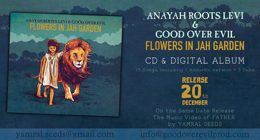 flowers in jah garden anayah roots levi