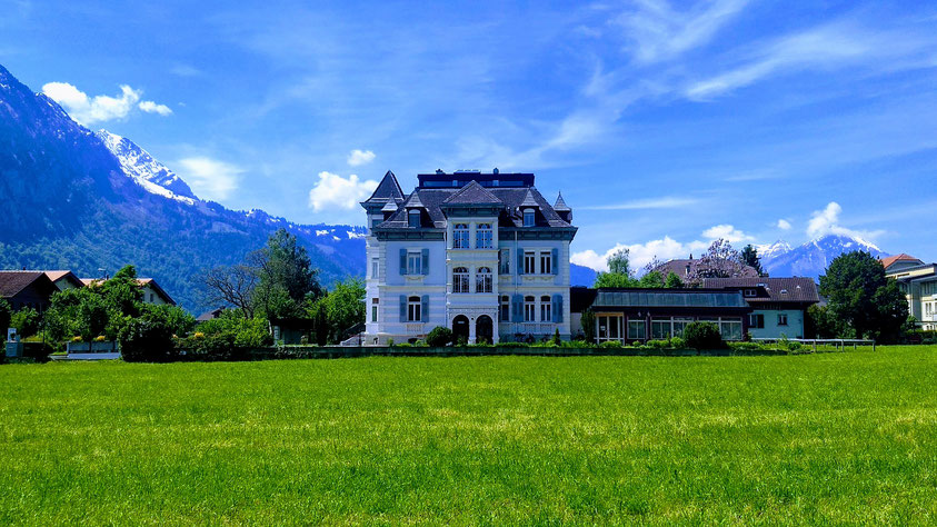 Interlaken Adventure hostel Swiss Villa Hostel 1901