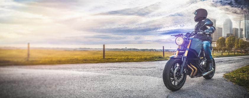 Infos über den Motorradführerschein