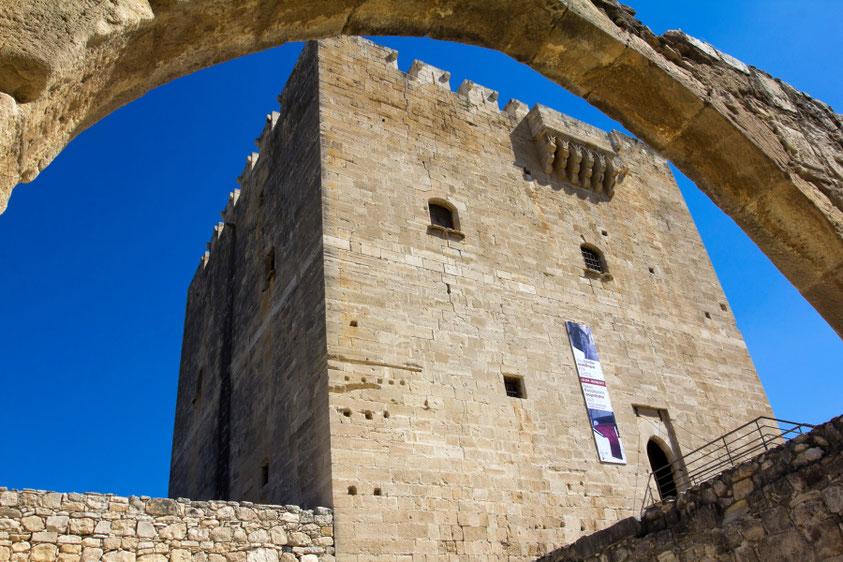 Kolosi pilis Kipre