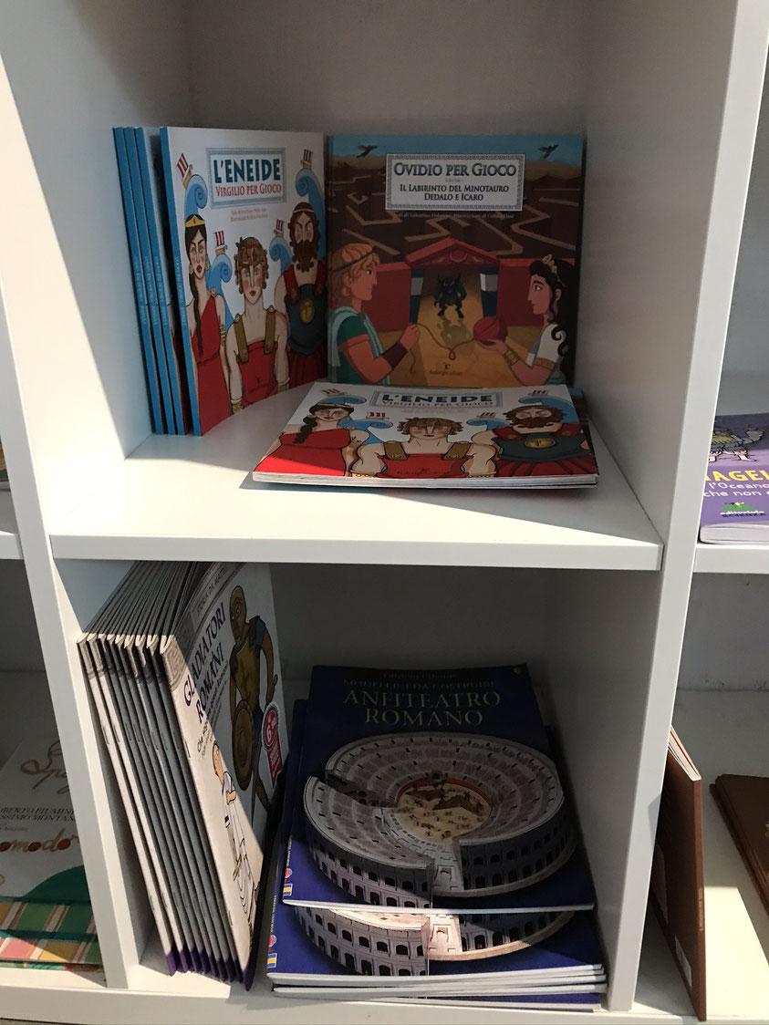 Bookshop del Museo delle Navi Antiche di Pisa