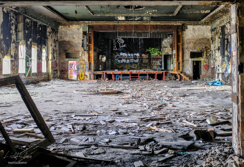 Kino und Veranstaltungssaal