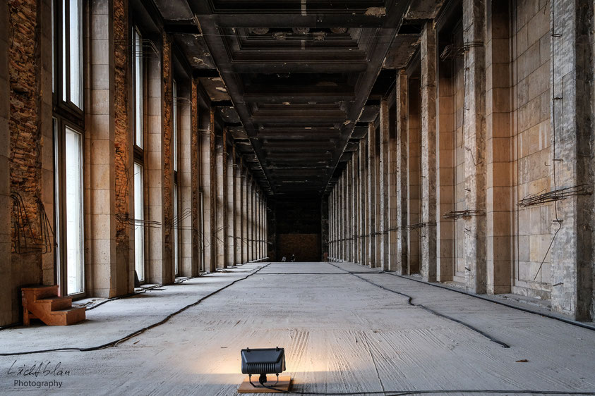 Ein beliebter Ort für Film- und Fotoprojekte